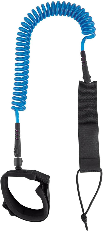 /Leash de Espiral Color Rosa 16,5/cm Osprey Bodyboard/