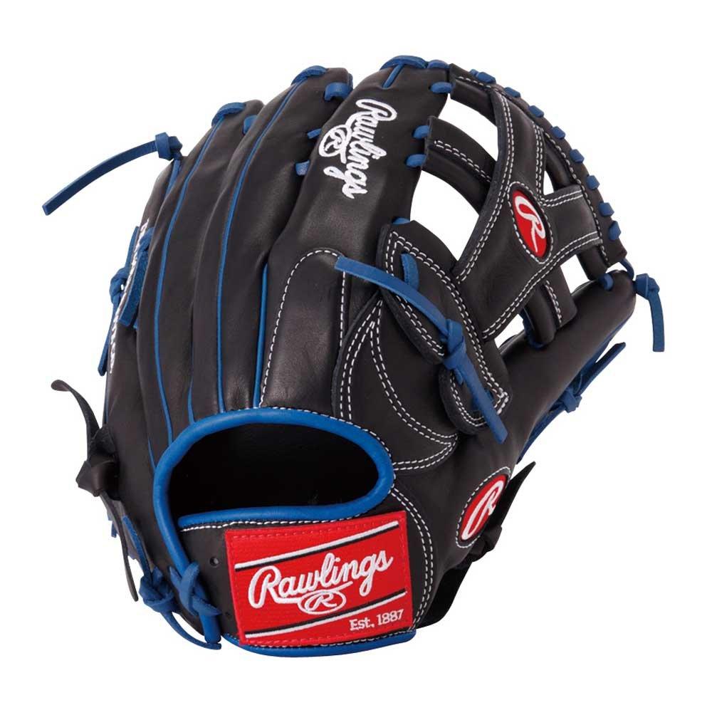 Rawlings(ローリングス)軟式グラブ MLBスタイル グローブ GR8HM8 B07BWD8B6X LH|Bブラック Bブラック LH