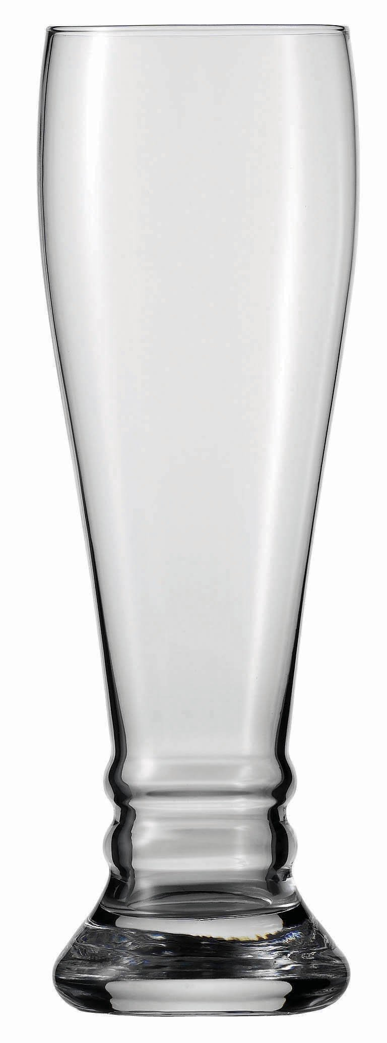 Schott Zwiesel Tritan Crystal Glass Bavaria Beer Glass, 22-Ounce, Set of 6