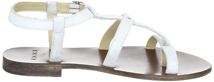 IKKS Devi Michigan I00632, Damen Klassische Sandalen, Grau (Anthracite), EU 36