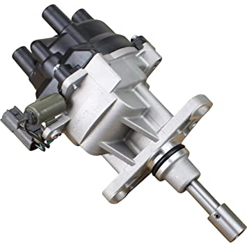 Brand New Heavy Duty Stock Series Ignition Distributor Complete 2 4L