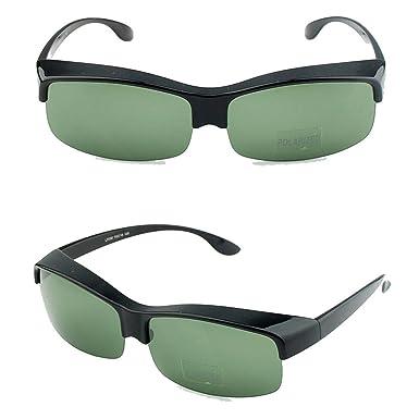 Amazon.com: Agstum Fit Over Sunglasses Prescription Glasses ...