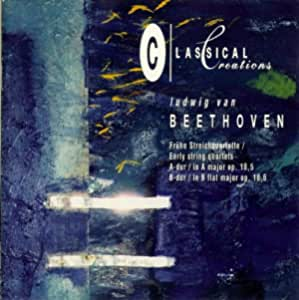 Beethoven: Early String Quartets, Op.18, Nos.5&6