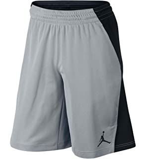 c72bc52497c Amazon.com : Nike Mens Jordan 23 Alpha Knit Basketball Shorts River ...