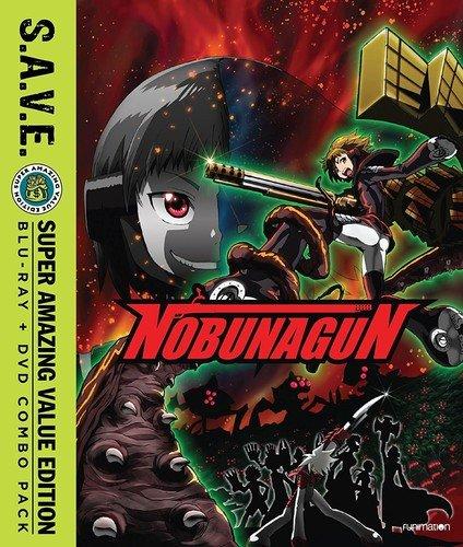 Nobunagun: The Complete Series [Blu-ray] (Glass Harbor)