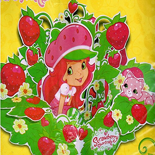 (Strawberry Shortcake Centerpiece (1ct))