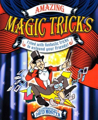 Amazing Magic Tricks (7 Simple Magic Tricks With Household Items)