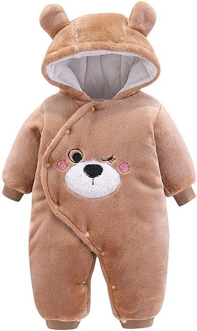 Recién Nacido Pijama Bebés Algodón Mameluco Niñas Niños ...
