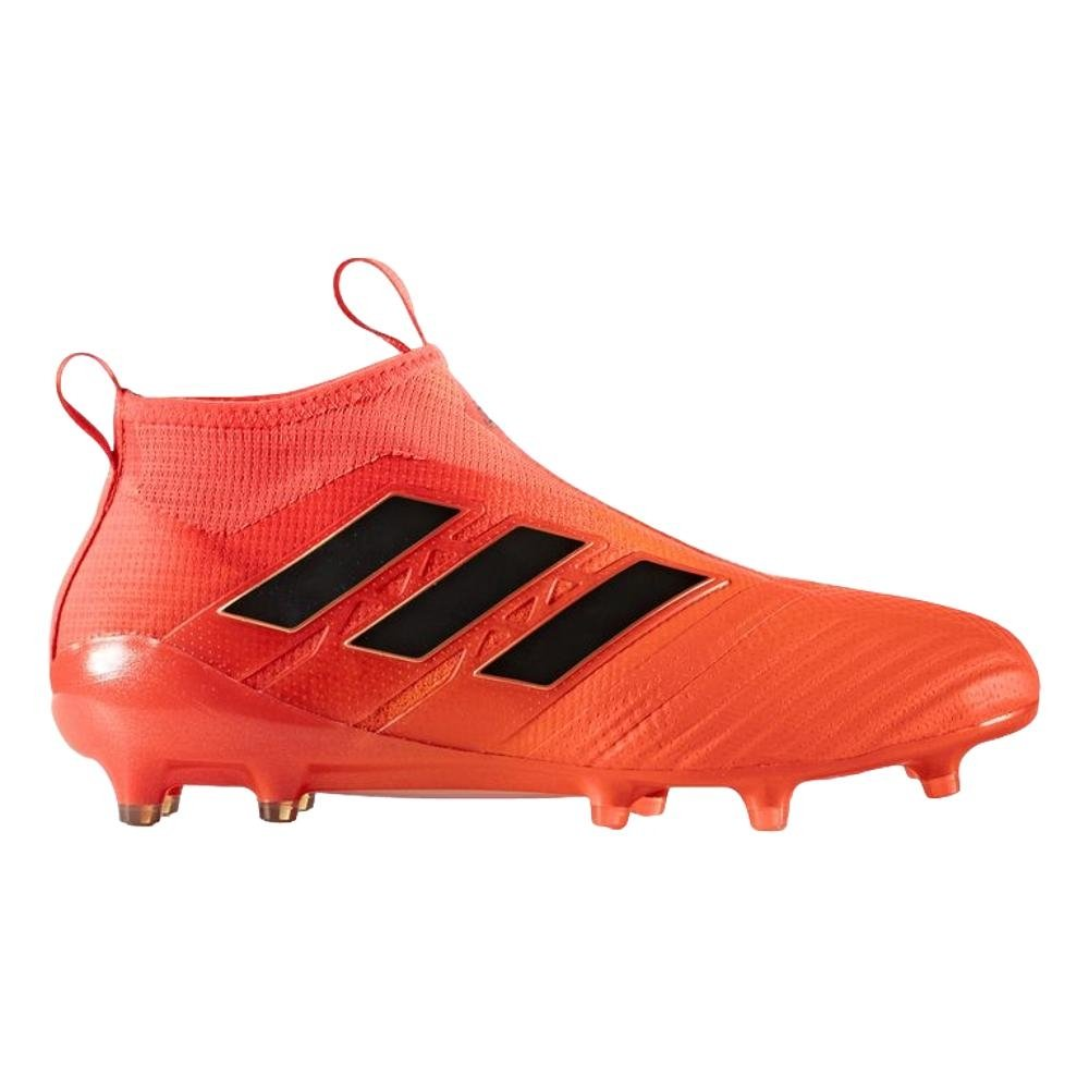 ebaa9deea8a0b3 Galleon - Adidas Ace 17+ Purecontrol FG Cleat Men s Soccer 11.5 Solar  Orange-Core Black-Solar Red
