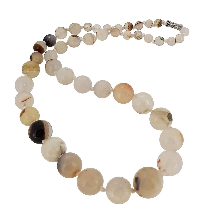 Mecool Multi Layer Faux Perle Ensemble De Bijoux Blanc Perle Cluster Collar Bib Choker Collier et Boucles Doreilles Costume