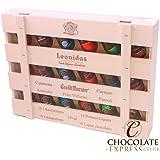 Liqueur Chocolate Gifts, 18 Leonidas Luxury Belgian Liquors For Him 240g