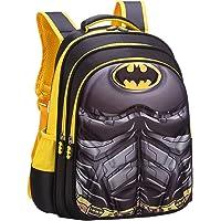 3D Kids Backpack, Cartoon Toddler Bookbags School Bags, Lightweight Durable Kindergarten Middle School Schoolbags…