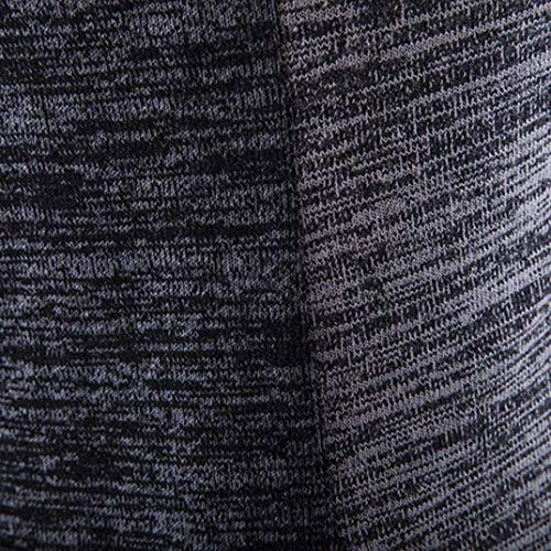 6 Rayé En Bobolily Longue Unie Plaid Couleur Hommes Option F Pour Les Grau Cardigan Style Contraste Styles wwPxqpFH