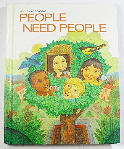 People need people (Holt basic reading)