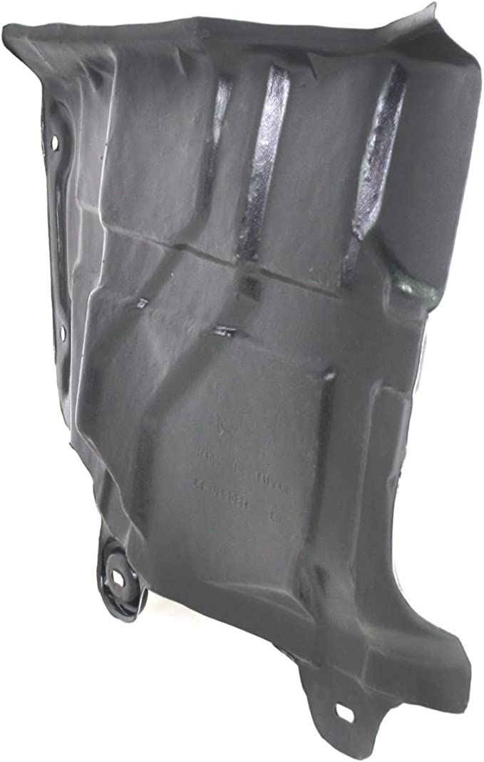 DAT AUTO PARTS Engine Splash Shield Replacement for 04-08 Nissan Altima 02-06 Nissan Maxima Black Right Passenger Side NI1228117
