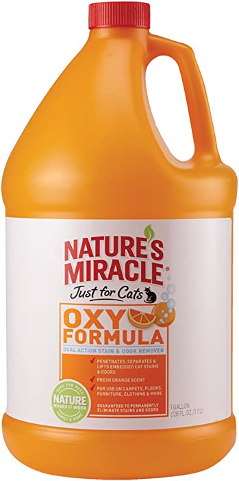 Top 10 Nature's Miracle Citrus
