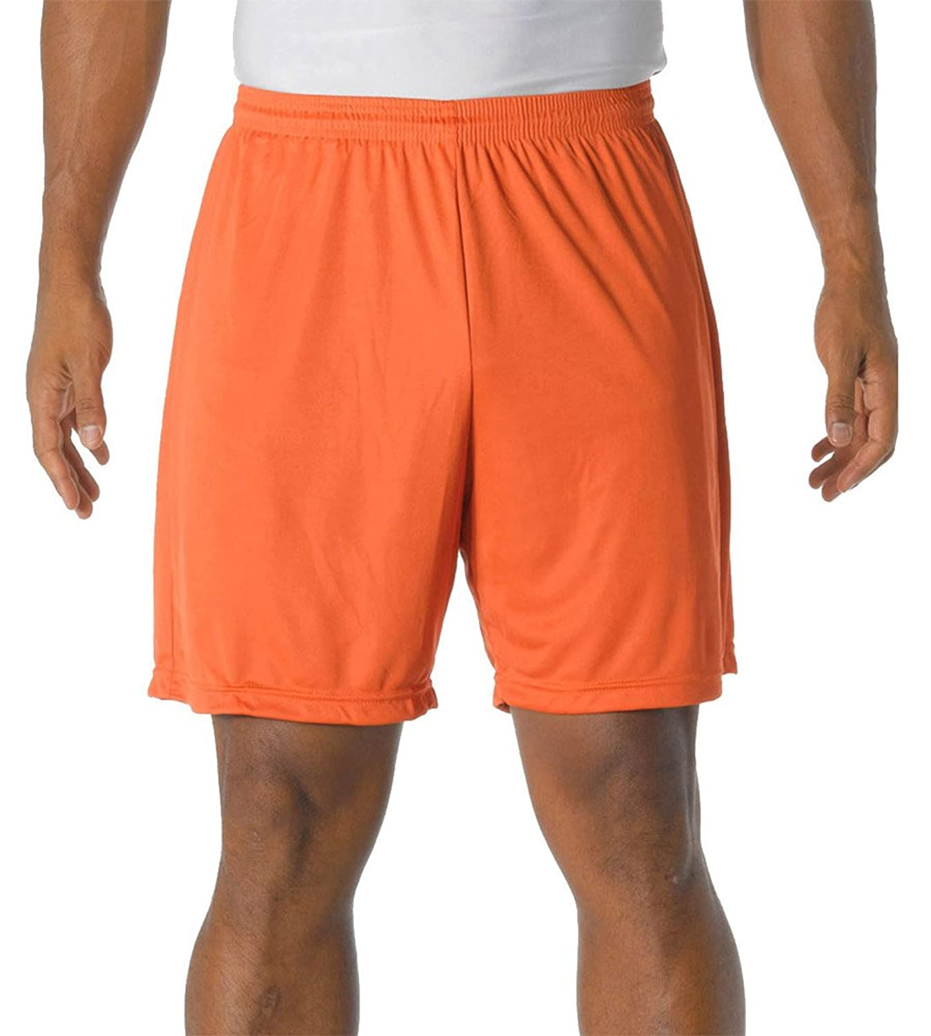 A4 Youth Cool Moisture Ultra Knit Resists Performance Short for cheap