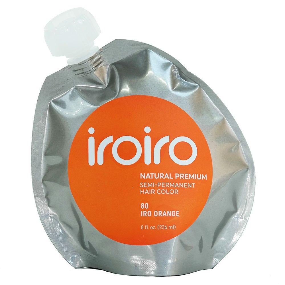 Amazon Iroiro Premium Natural Semi Permanent Hair Color 80 Iro