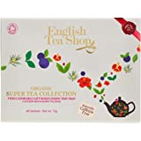 English Tea Shop Organic Super Tea Collection (Pack of 48 Tea Bags)