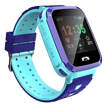 Amazon.com: Children Smart Watch, Fully Compatible Gps ...