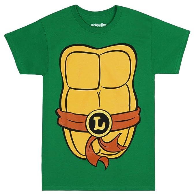 Teenage Mutant Ninja Turtles - Camiseta para Adulto: Amazon ...