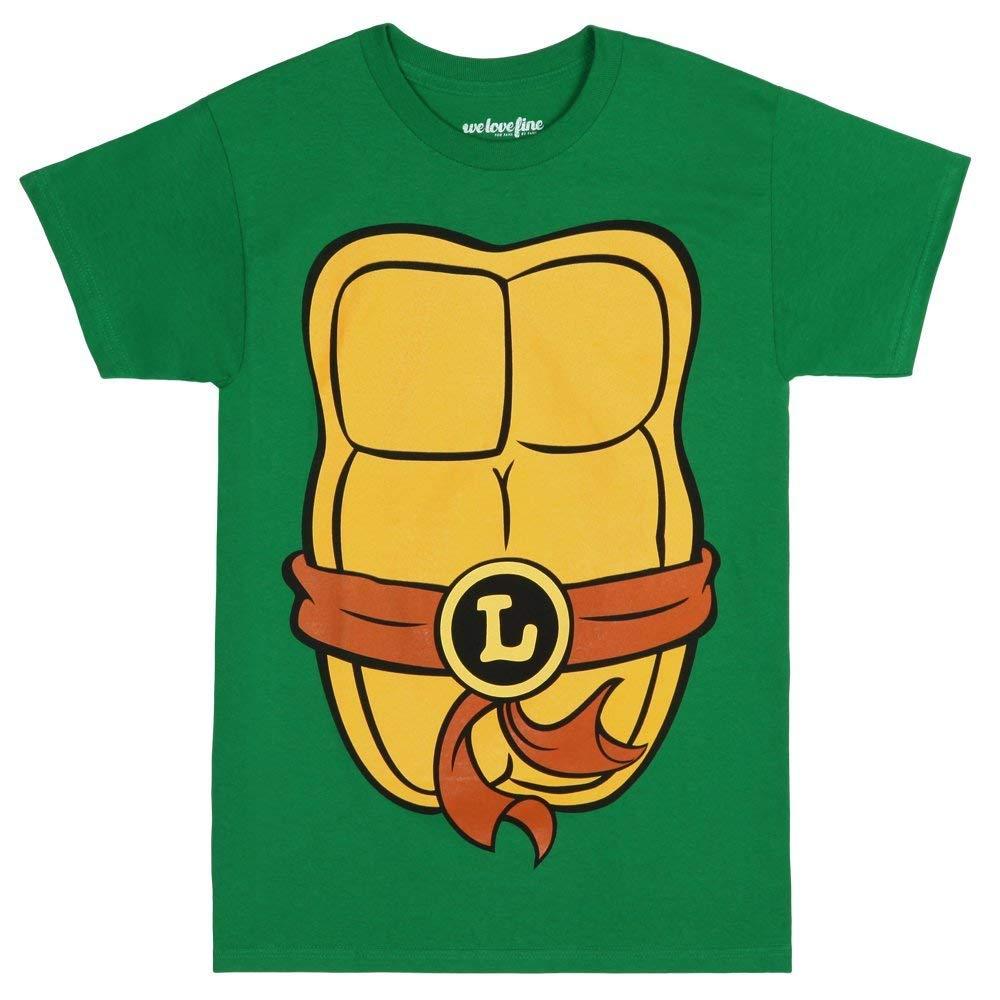 Teenage Mutant Ninja Turtles Adult Costume T-Shirt
