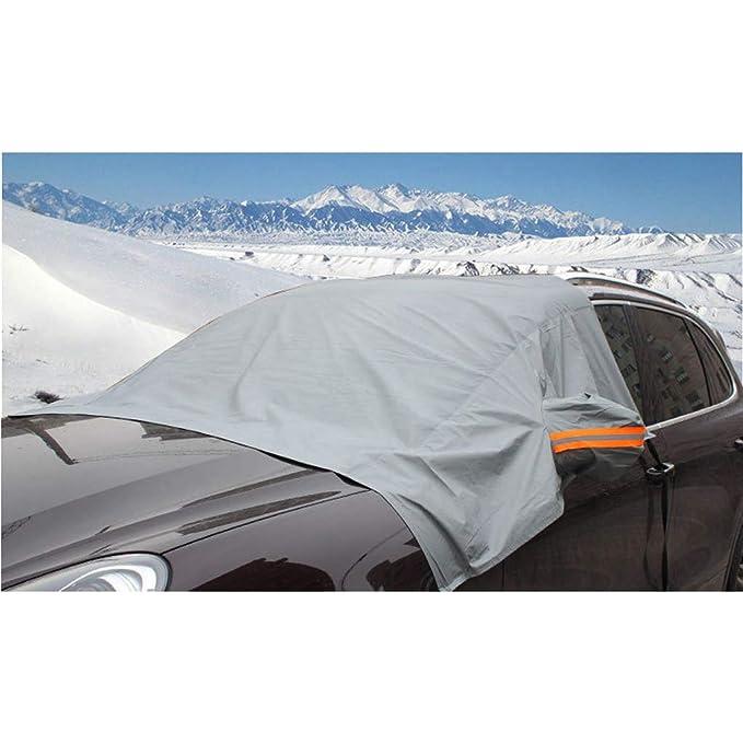 B Blesiya Cubierta Escudo de Sol Nieve Hielo Escarcha Viento para Parabrisas de Automóvil: Amazon.es: Coche y moto