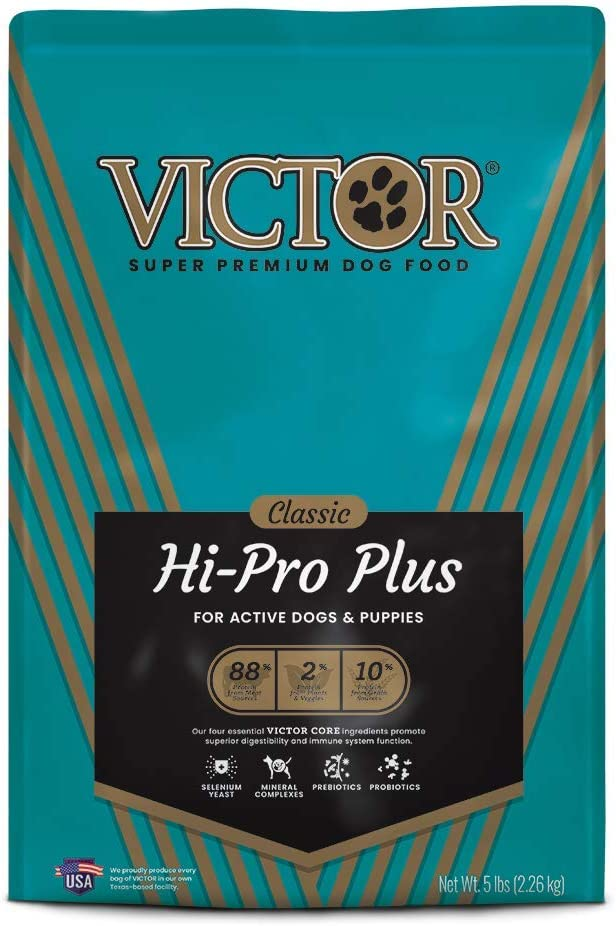 Victor Classic - Hi-Pro Plus, Dry Dog Food