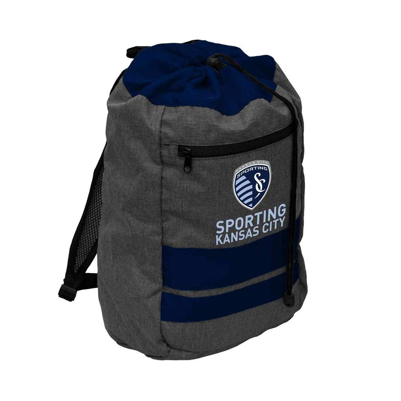 Logo Sporting KC MLS Journey Backsack - Team Color,