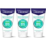 Clearasil Gentle Prevention Daily Clean Face Wash, 6.5 oz., Oil-Free (Packaging May Vary) (Pack of 3)