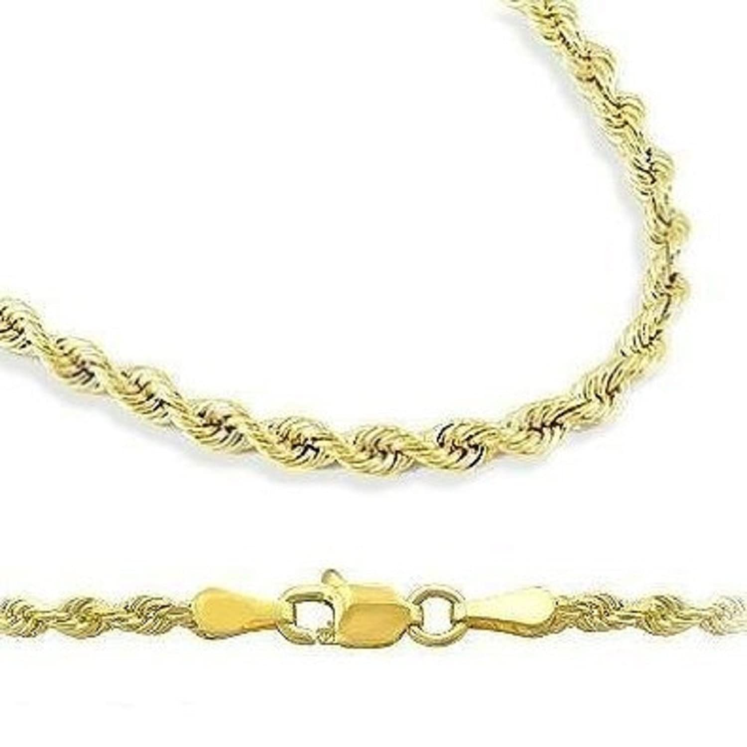 necklace web products italian gaspipe an gold
