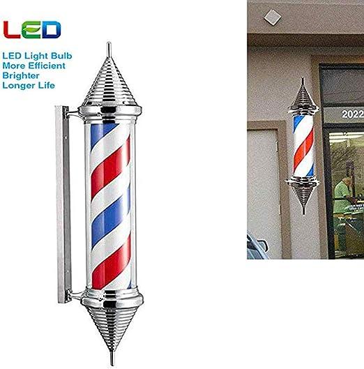 Amazon.com: YUUKJ - Letrero para barberos con luz LED ...