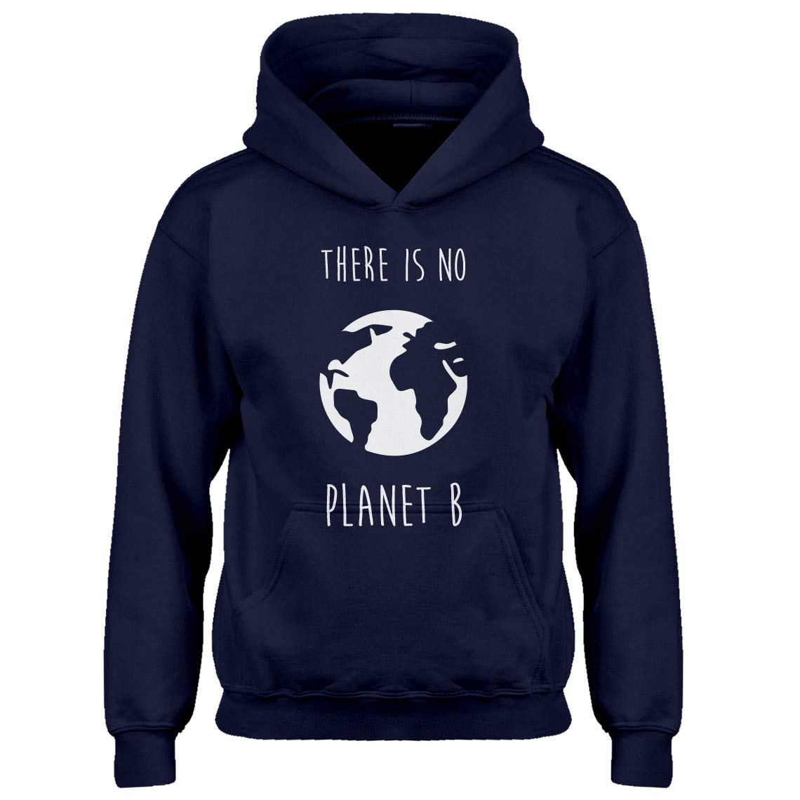 Indica Plateau Youth There is no Planet B Kids Hoodie