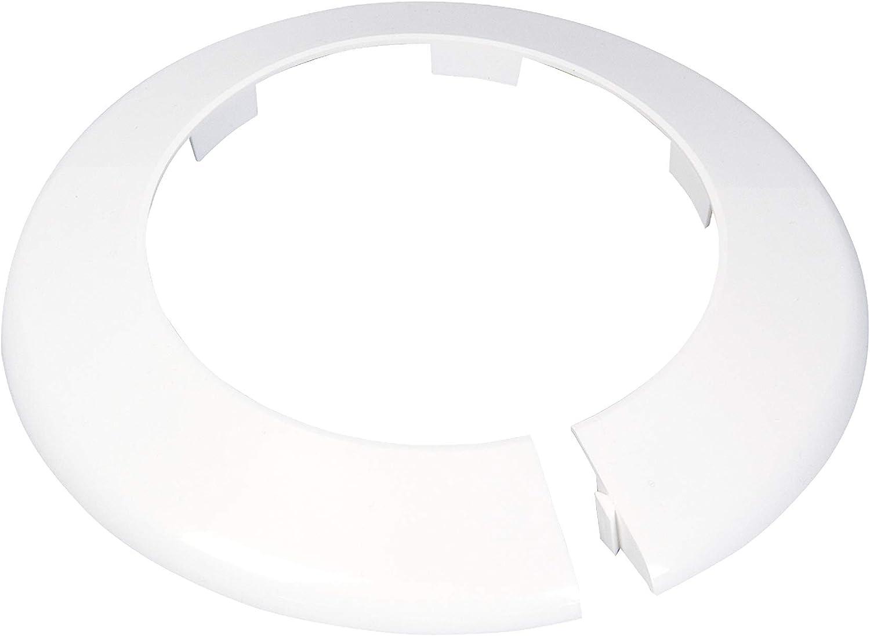 pc110wh Talon Collar para tubería, Color blanco, 110mm