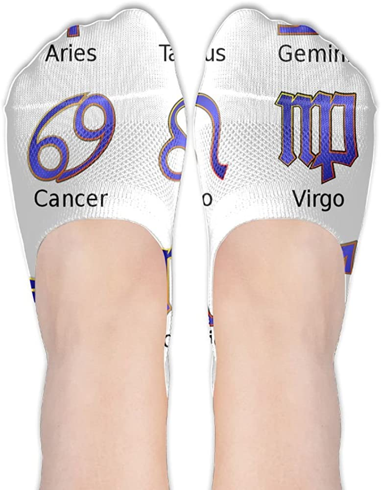 New Ladies Fashion Hosiery Soft Trainer Low Cut Liner Silicone Grip Neon Socks