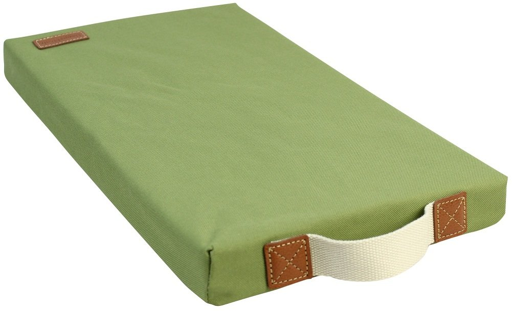 Large Knee Mat-Gardening Kneeler Pad-Thick Garden Sitting or Kneeling Pad Cushion-Construction Knees Support Board of Working,Repairing-Floor Knees Mat for Prayer,Fitness,Yoga,Gym & Pilates-Green
