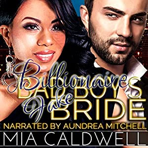 Billionaire Bad Boy's Fake Bride Audiobook