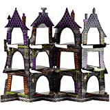 Wilton 1512-4503 Haunted House Cupcake Display, Assorted
