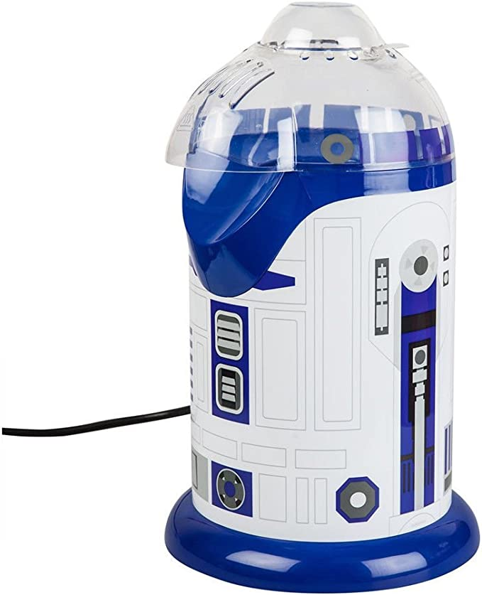 Star Wars R2D2 Palomitero, Color Blanco: Amazon.es