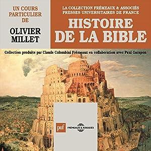 Histoire de la Bible Speech