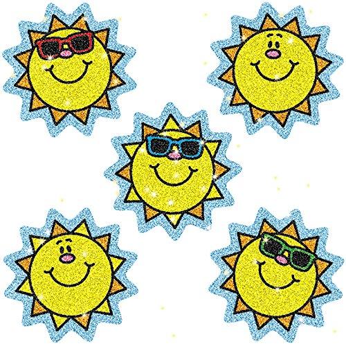 Carson Dellosa Suns Dazzle Stickers -