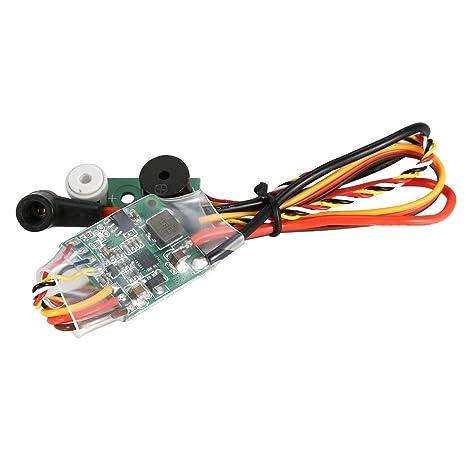 Ballylelly Motor de metanol RC Ontsteking RCD3007 Motor de Encendido Bujía de precalentamiento Conductor de Arranque