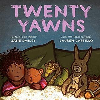 Book Cover: Twenty Yawns