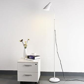 Best Wishes Shop Stehlampe  Nordic Schwarz Stehleuchte Einfache Moderne  Wohnzimmer Sofa Lampe Schlafzimmer Studie Kreative