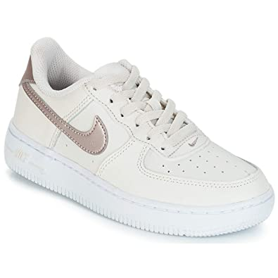4adde30cc Amazon.com | Kids' Nike Air Force 1 LV8 (GS) Basketball Shoes (6.5 ...