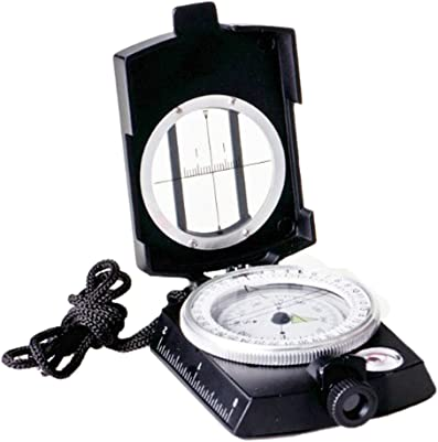 Professional Multifunction Military Army Metal Sighting Compass