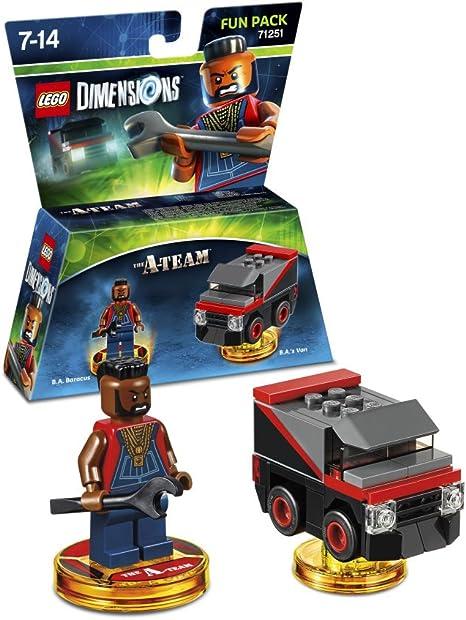 LEGO Dimensions: El Equipo A: Amazon.es: Videojuegos