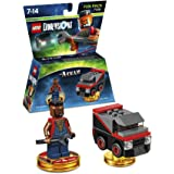 Lego LEGO Dimensions - FUN PACK THE A-TEAM MR. T Giocattolo ibrido