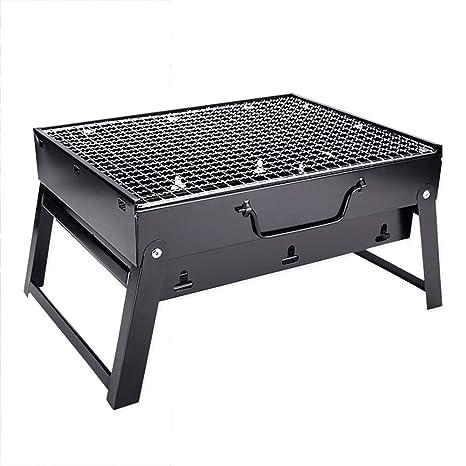 YsinoBear Barbacoa de carbón Parrilla Plegable portátil ...