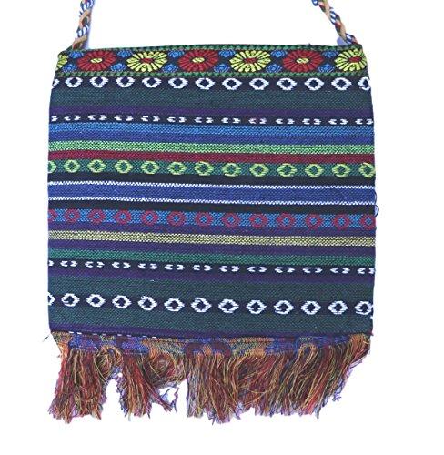 bag Crossbody Bali Bohemian in Hobo Hippie Handmade 0vx0w8qH